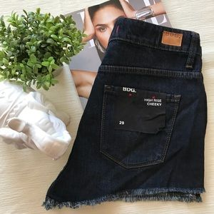 UO BDG Denim Short